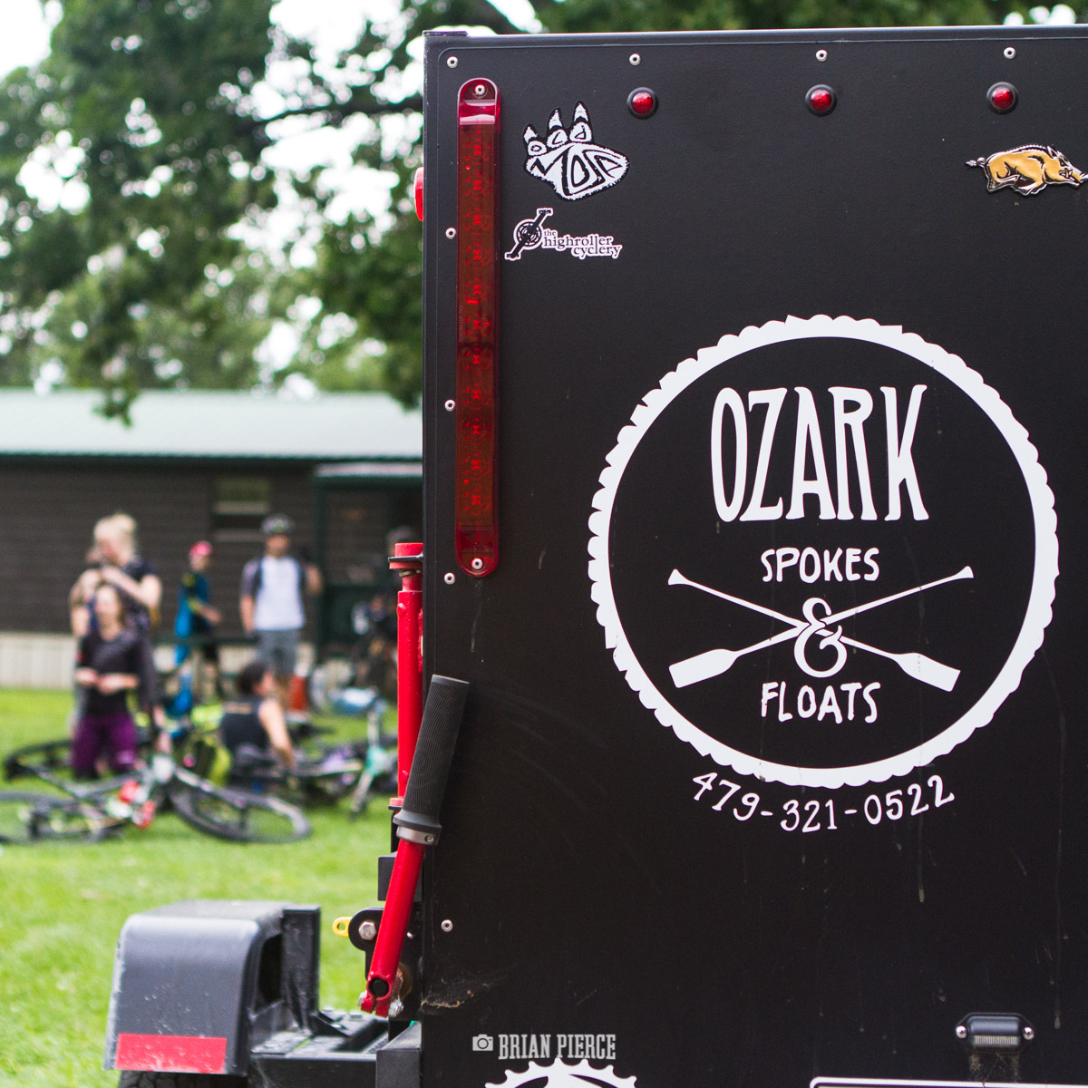 Ozark Spokes & Floats