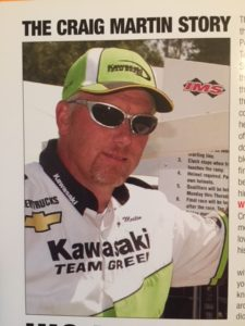 Craig Martin Team Green Action Motorsports
