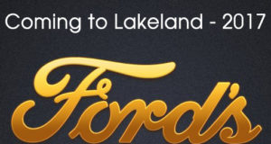 Ford's Garage Coming to Lakeland 2017