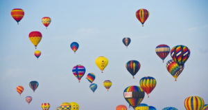 Sat. April 8th at 7am - Sun n Fun Hot Air Balloon Launch - 863area.com