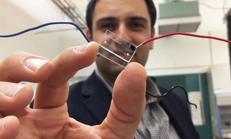 """Tiny Sensor Detects Cancer Cells Through Multiple Channels at The Same Time"" - Health Council"