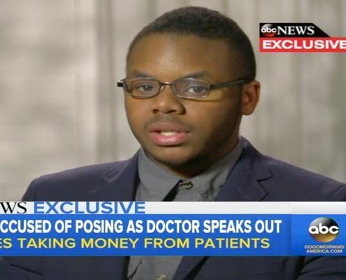 """Dr. Love""— Teen Accused of Impersonating a Doctor - Health Council"