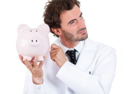 Upward Spike in Physician Compensation - Health Council