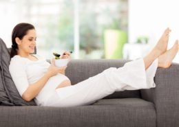 High-fat Diet in Pregnancy can Affect Three Future Generations - Health Council