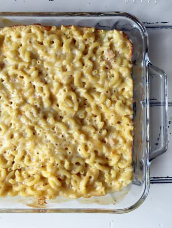 Mac N Cheese Casserole