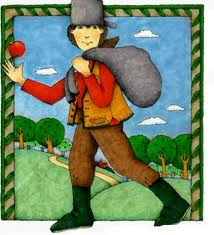 Apple Holler's Legend of Johnny Appleseed Field Trip