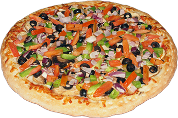 Pizza-Vegetarian