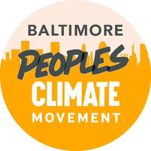 Baltimore Peoples Climate Movement