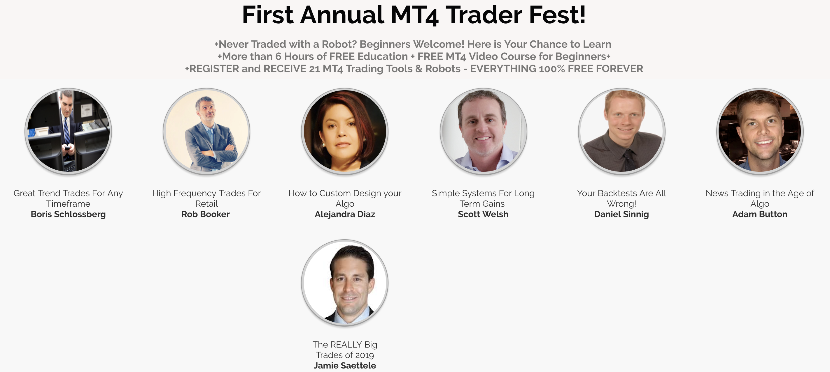 TraderFest2019