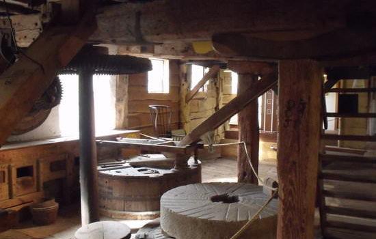 Antique Millstones: Precision Tools
