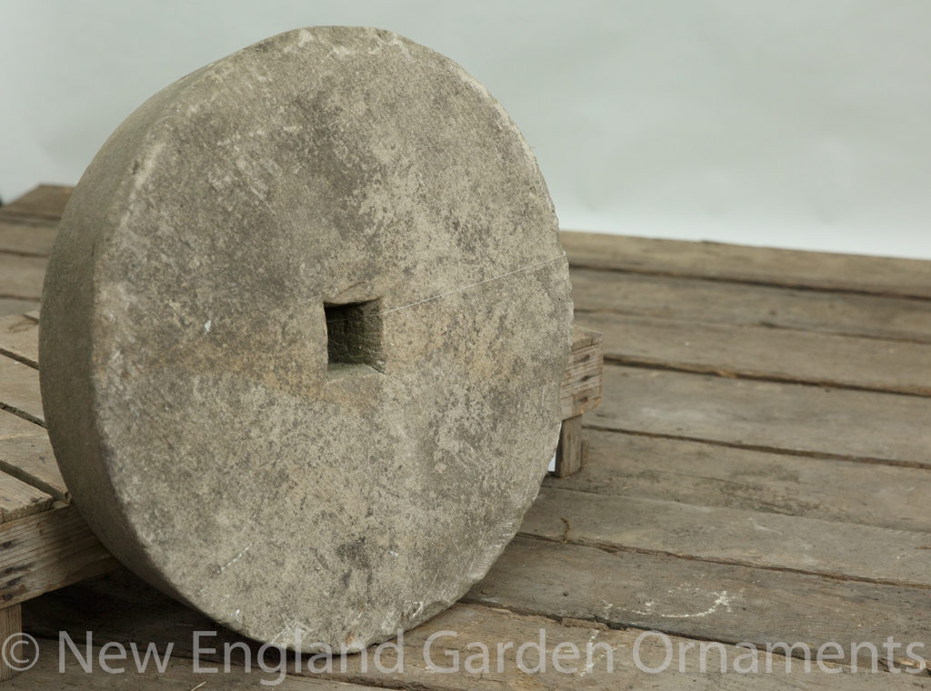 Tapered Antique Grinding Stone