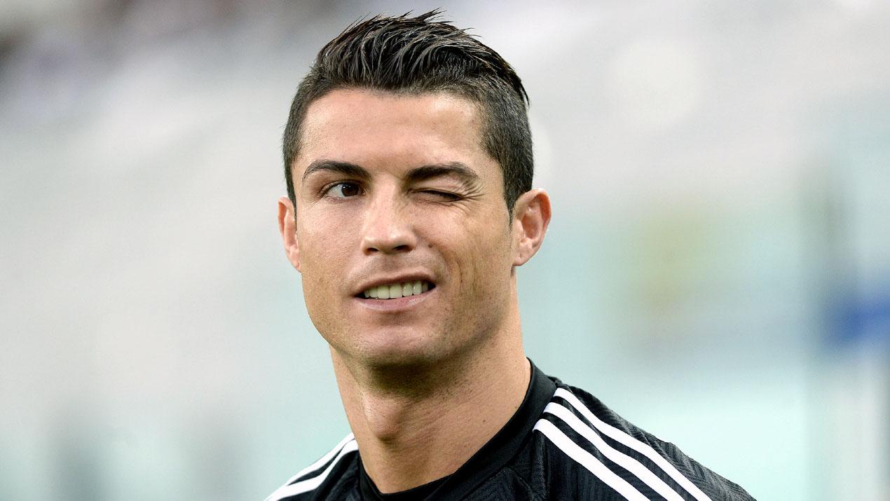 Cristiano Ronaldo, do Real Madrid (AP Photo/Massimo Pinca)