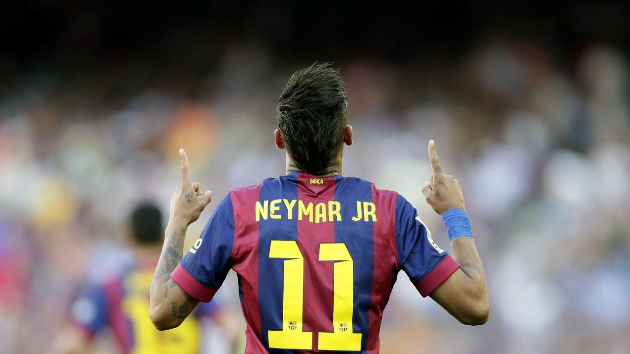 Neymar, atacante do Barcelona (AP Photo/Manu Fernandez)
