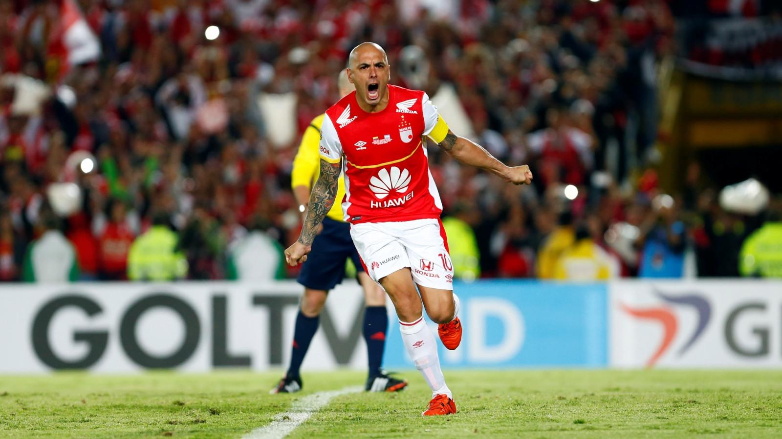 Colombia Argentina Soccer Copa Sudamericana