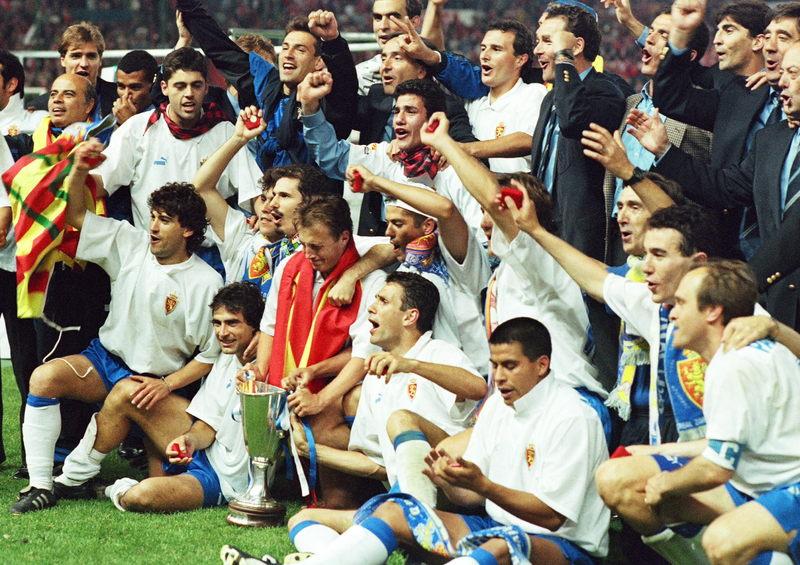 Seis vezes campeão da Copa do Rei, o Zaragoza também levou a Recopa