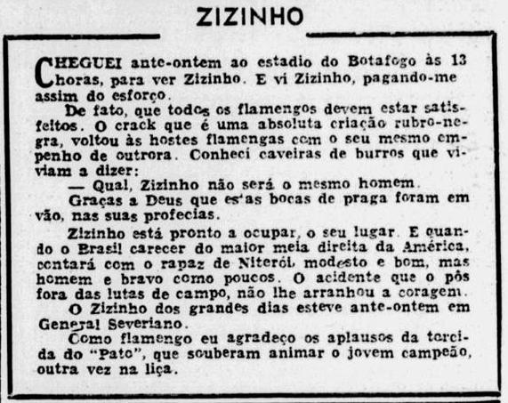 Zizinho