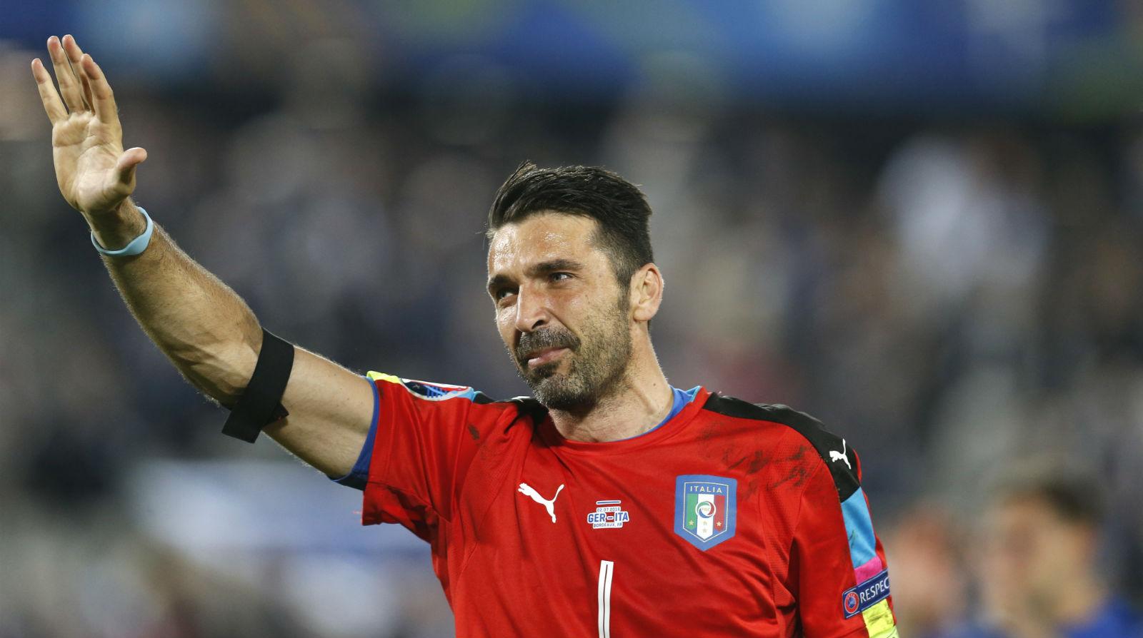 Buffon, da Itália