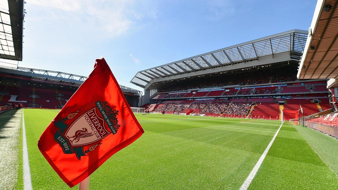 Liverpool x Leicester será o primeiro jogo dos Reds em Anfield Road na temporada (Foto: Premier League)