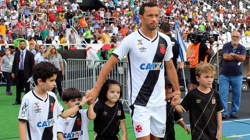 Nenê, do Vasco (Foto: Vasco)