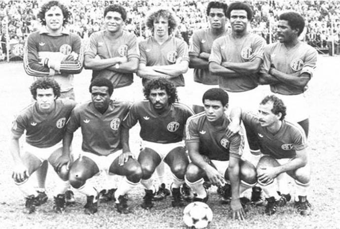 time 1982 com luisinho