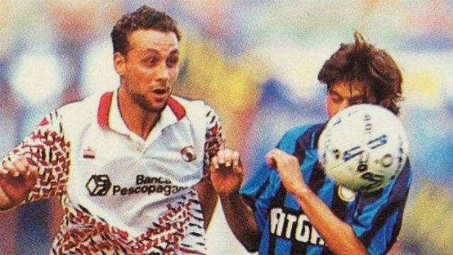 Francesco_Baiano_Foggia_1991-92