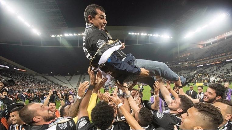 Fábio Carille, do Corinthians (Foto: Divulgação)