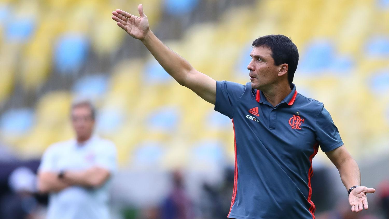 Zé Ricardo, técnico do Flamengo (Foto: Getty Images)