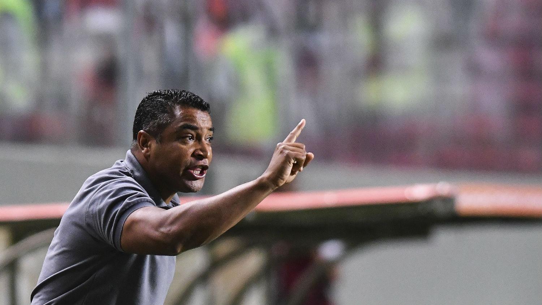 Roger Machado, do Atlético Mineiro (Foto: Getty Images)