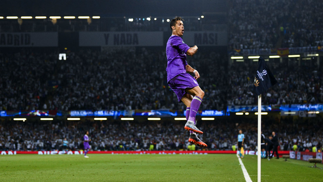 Cristiano Ronaldo, de Portugal (Foto: Getty Images)