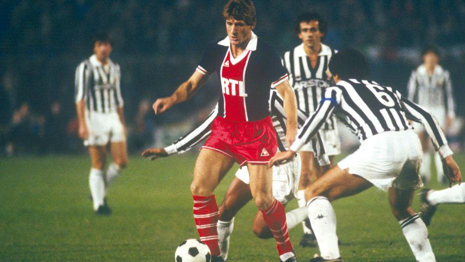 Susic é considerado um dos melhores estrangeiros da história do futebol francês