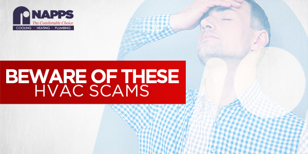 Beware Of These HVAC Scams