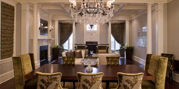Popular Formal Dining Room Furniture With Formal Dining Room Table Centerpieces Decorations