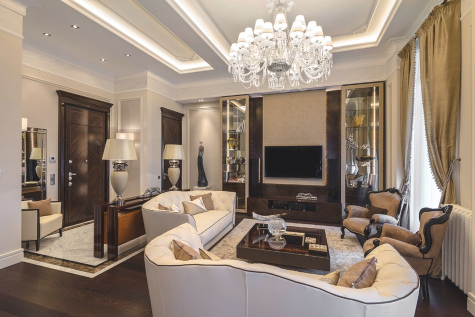 Minimalist Classic Modern Interior Design With Architecture Modern Home Design