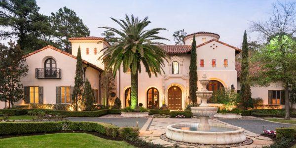 Custom Houston Mansion With Lady Gaga Houston Estate
