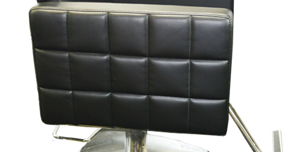 Impressive Business Chairs With Hair Salon Chair COSMO Black Side