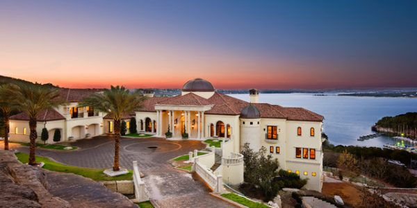 Perfect Custom Dream Homes With Brilliant Architecture Design Idea Of House Exterior Design Applied In Custom Dream Homes Finished With Ocaen View