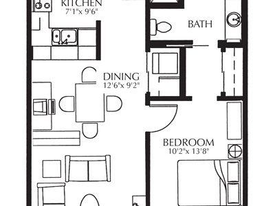 Luxury Floorplans With Img Floorplans Style A