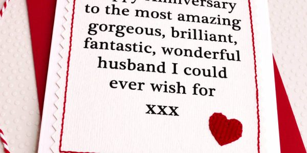 Best 14th Wedding Anniversary Gifts For Her With Original Anniversary Card For Husband Or Boyfriend