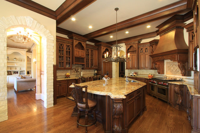 Luxury Traditional Kitchen Designs With Luxury Traditional Kitchen Design