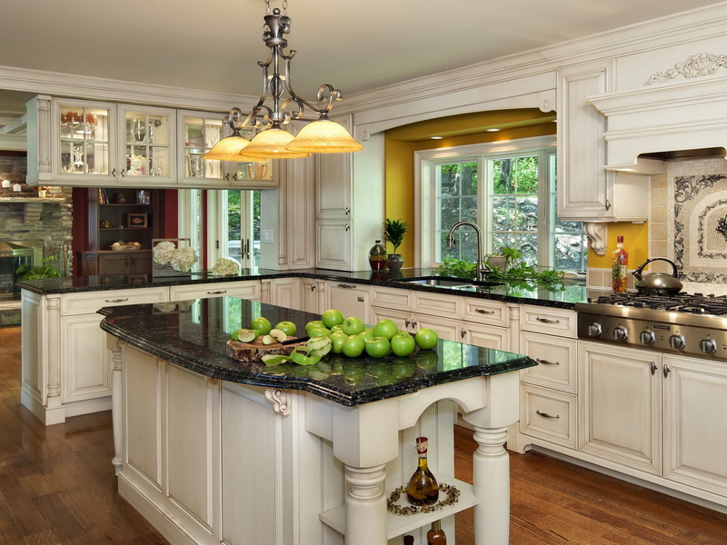 Awesome Traditional Kitchen Designs With Beautiful Traditional Kitchen Designs