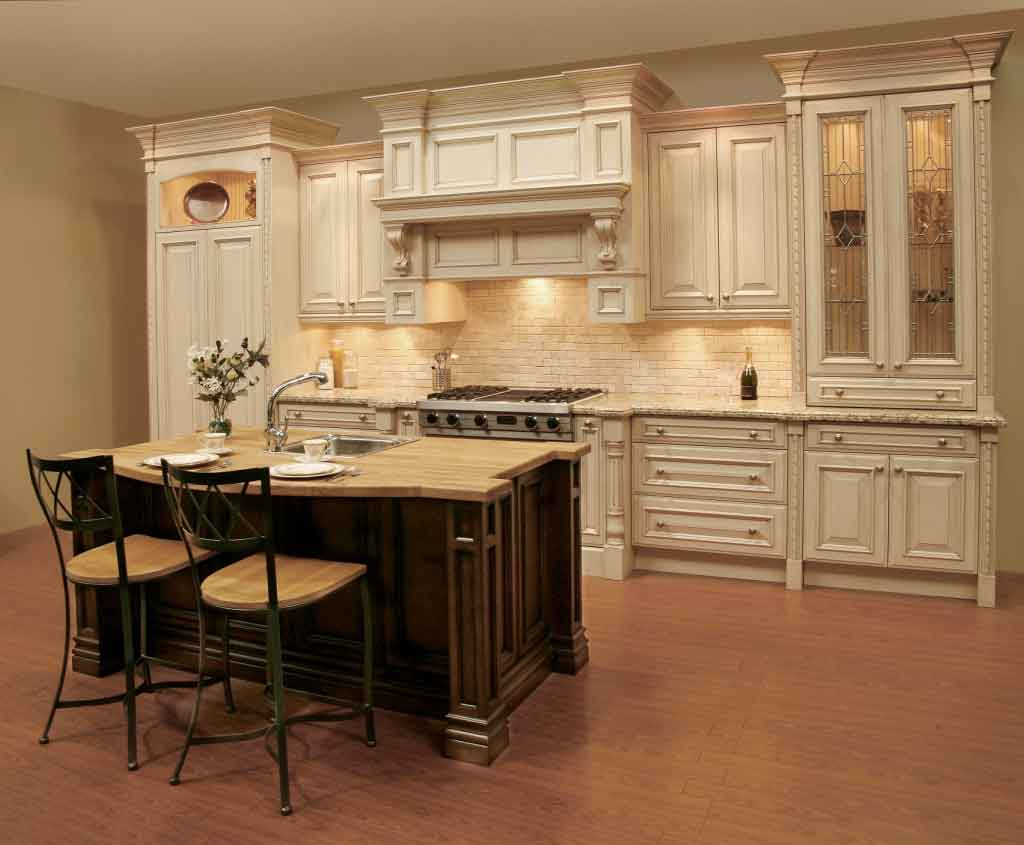 Trend Traditional Kitchen Designs With Traditional Kitchen Backsplash Pictures