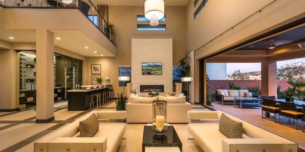 Beautiful Luxury Real Estate Las Vegas With Summerlin Semi Custom Sterling Ridge William Lyon Homes Las Vegas