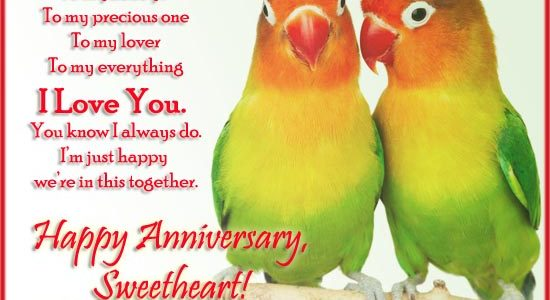 Beautiful Wedding Anniversary Messages With Anniversary Wishes To Husband