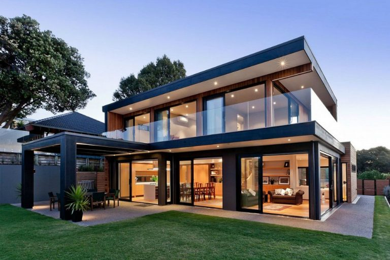 Excellent Modern House With Modern House In Auckland New Zealand