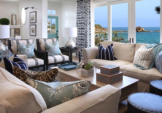 Coastal Design Living Room. Beautiful Beach Home Interior Design Ideas With Living Room Decor Coastal  Paint Colors Color Palette