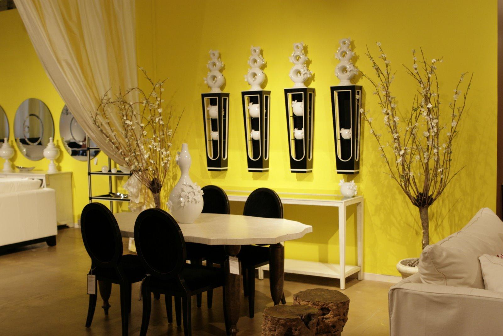 New Yellow Interior Design Ideas With Yellow Interior Design Walls