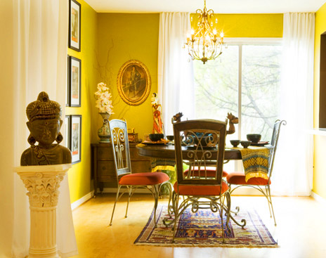Excellent Yellow Interior Design Ideas With Yellow Interior Design Ideas Trend