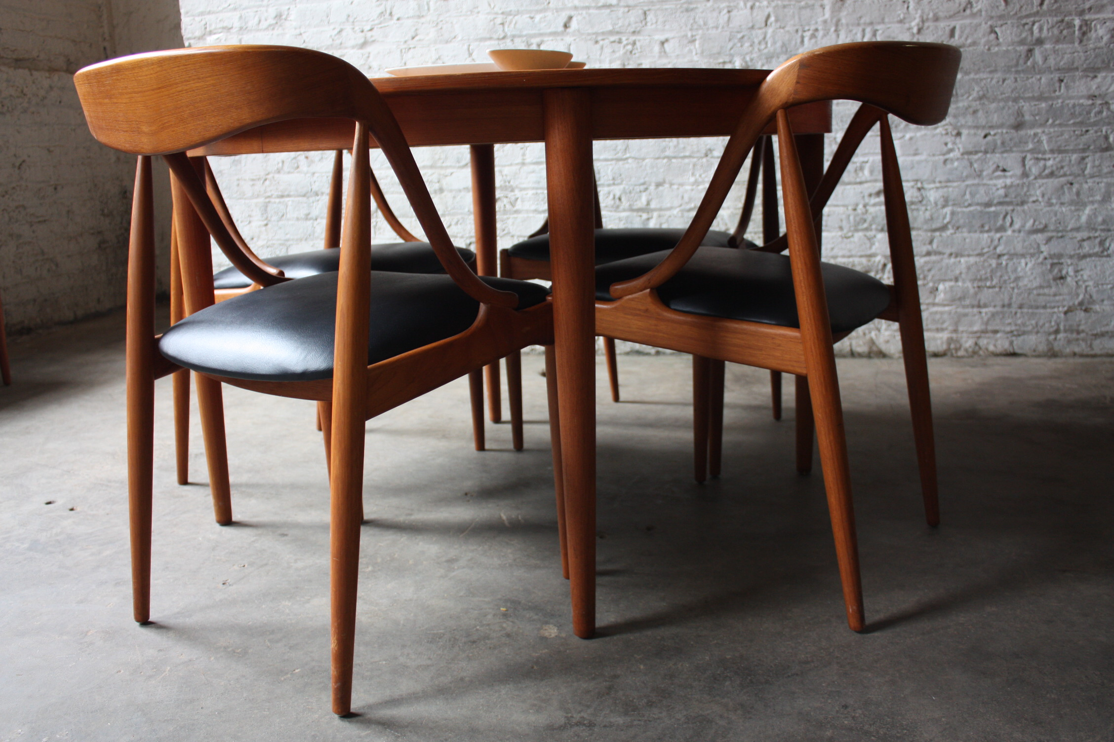 Good Unique Dining Room Chairs With Cool Dining Room Chairs Simple Wooden Style For Inspiration