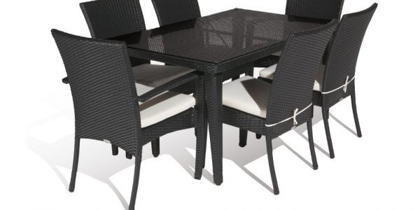 Beautiful Wicker Dining Set With Aluminium Outdoor PE Font B Rattan B Font Economic Font B Dining B Font Table Font