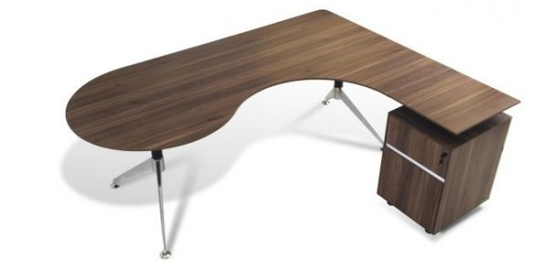 Cheap Furniture Stores In Boston Ma With Teardrop Desk By Jesper